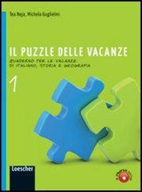 Il puzzle delle vacanze. Con espansione online. Per la Scuola media