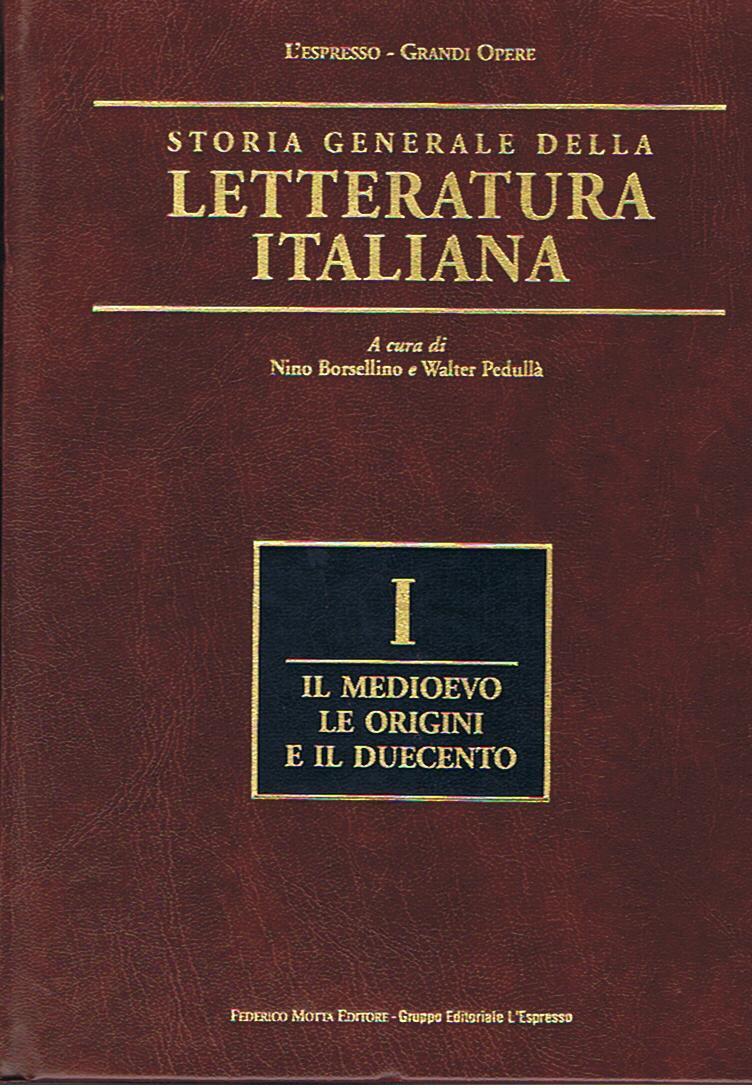 Storia Generale dell...