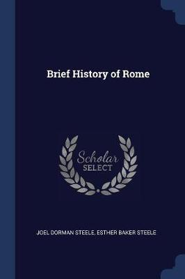 Brief History of Rome