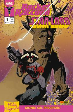 Rocket Raccoon & Star-Lord