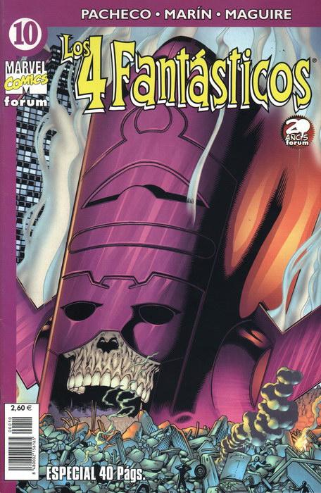 Los 4 Fantásticos Vol.4 #10 (de 24)