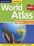 Rand McNally Schoolhouse Beginner's World Atlas