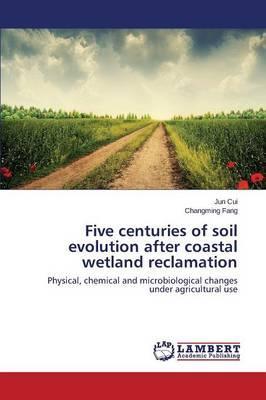 Five centuries of soil evolution after coastal wetland reclamation