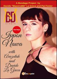 Ippon nawa. One rope. A shibari project by MBDstudio