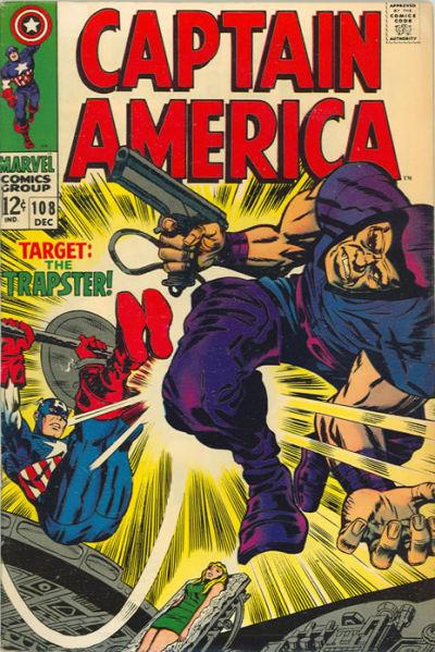 Captain America Vol.1 #108