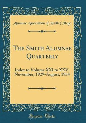 The Smith Alumnae Quarterly