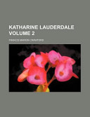 Katharine Lauderdale