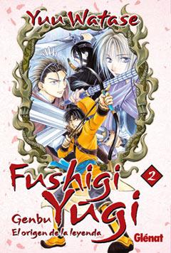 Fushigi Yûgi: Genbu, el origen de la leyenda #2 (de 12)