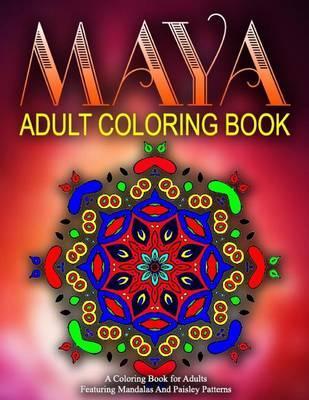 Maya Adult Coloring ...