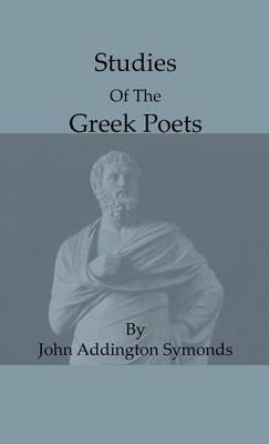 Studies Of The Greek Poets