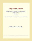 My Mark Twain (Webster's Chinese Traditional Thesaurus Edition)