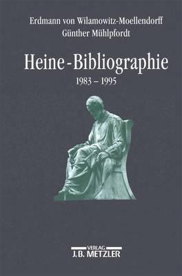 Heine-bibliographie 1983-1995