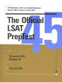 The Official Preptest 45