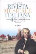 Nuova rivista musicale italiana - n.4/2008