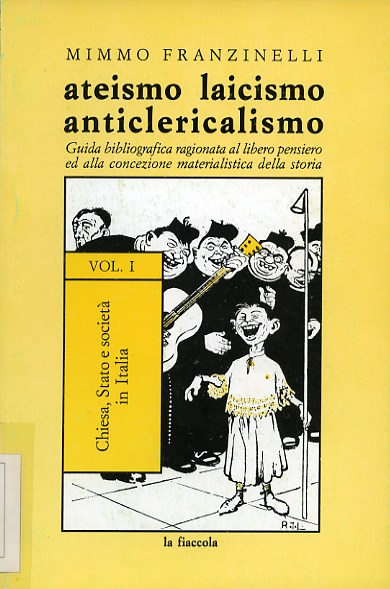Ateismo - laicismo - anticlericalismo 1