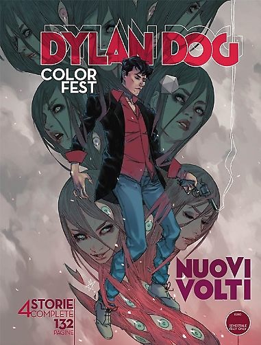 Dylan Dog Color Fest...
