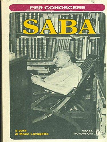 Per conoscere Saba
