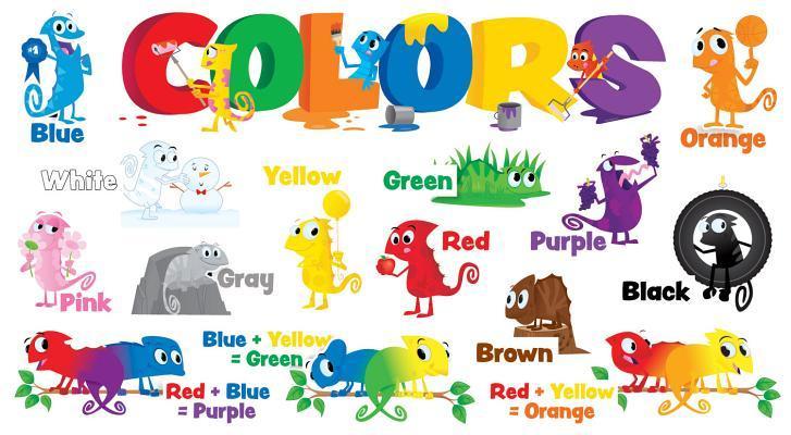 Color Chameleons Min...