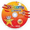WELCOME TO AMERICA STARTER. A(CD1장)