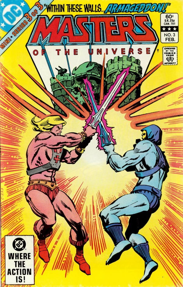 Masters of the Universe Vol.1 #3