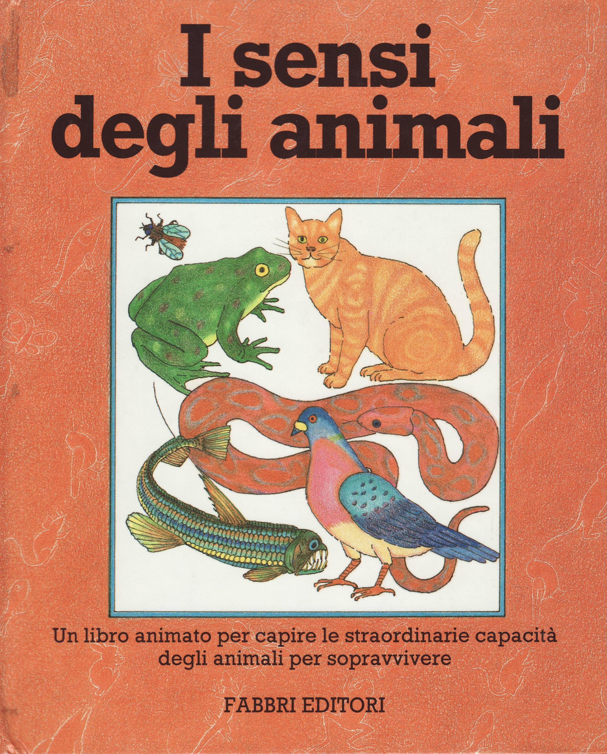 I sensi degli animali