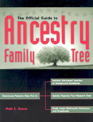 The Official Guide to Ancestry Family Tree