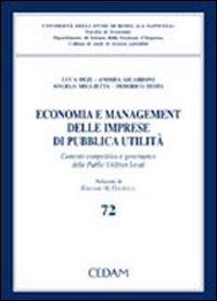 Economia e management delle imprese di pubblica utilità