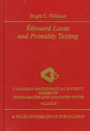 Edouard Lucas and Primality Testing