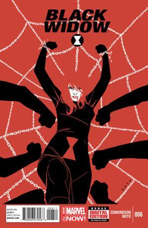 Black Widow Vol.5 #6