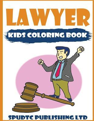 Lawyer Kids Coloring...