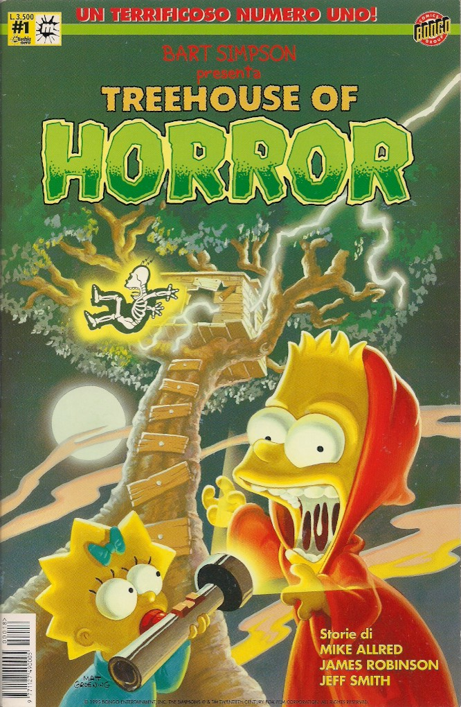 Treehouse of Horror ...