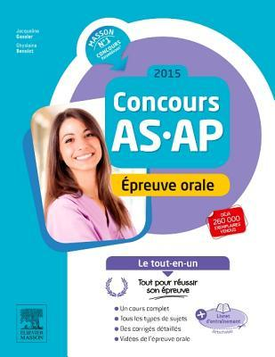 Concours AS/AP 2015 ...