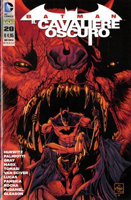 Batman Il Cavaliere Oscuro, n. 20