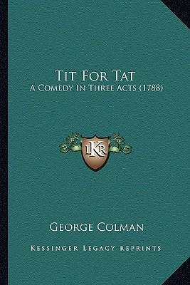 Tit for Tat Tit for Tat