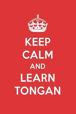 Keep Calm And Learn Tongan