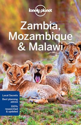 Lonely Planet. Zambi...