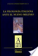 La filología italiana ante el nuevo milenio
