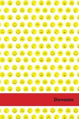 Etchbooks Devonte, Emoji, Wide Rule