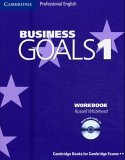 Business Goals 1 - Workbook inc. CD