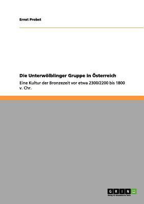 Die Unterwölblinger Gruppe in Österreich