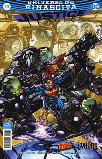 Rinascita. Justice League