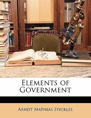 Elements of Government