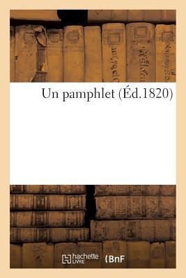 Un Pamphlet