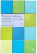 Introduction to Systemic Function Linguistics