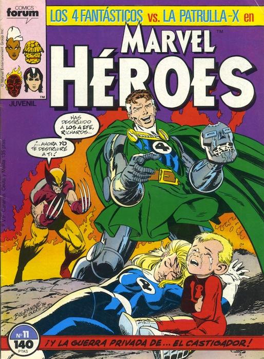 Marvel Héroes #11 (...