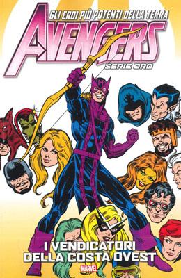 Avengers - Serie Oro vol. 12