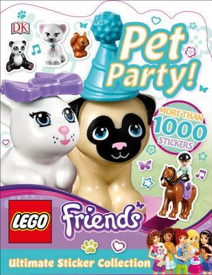 Lego Friends - Pet Party!