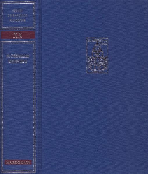 Grande antologia filosofica - Vol. 20