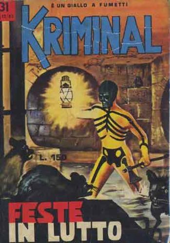 Kriminal n. 31