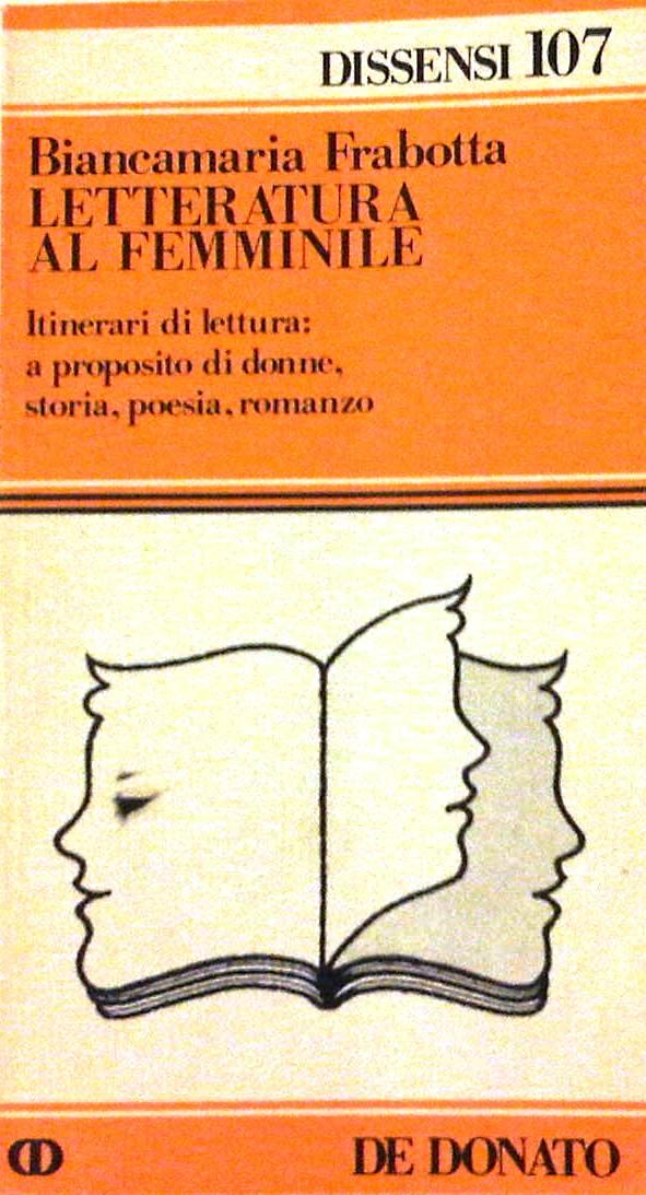 Letteratura al femminile